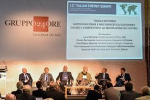 Italian Energy Summit 2015